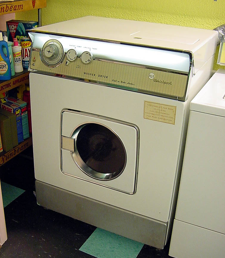 Automatic Washer Member Picture Viewer
