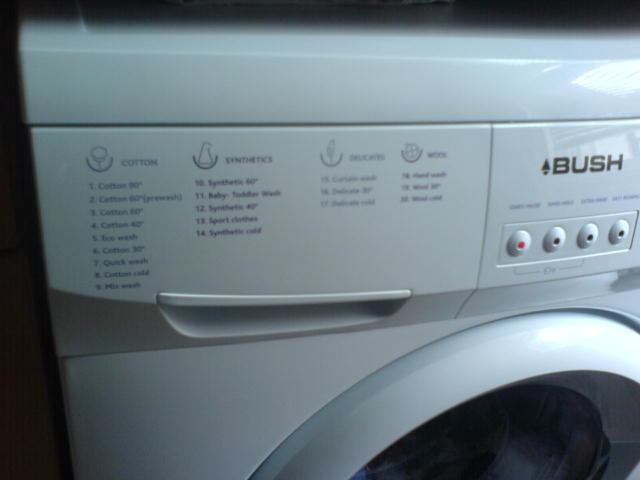 Bush Washing machines
