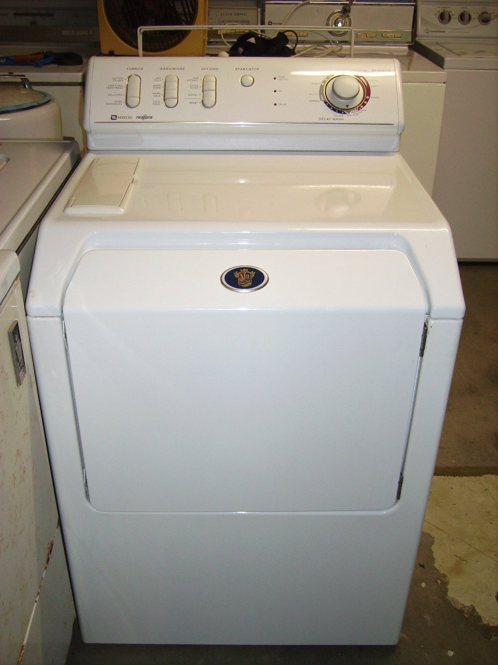 A New Addition A Maytag Neptune Mah3000