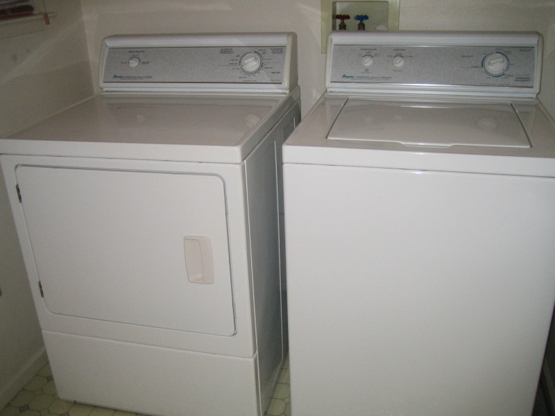 Amana Washer And Dryer Brochure Scan