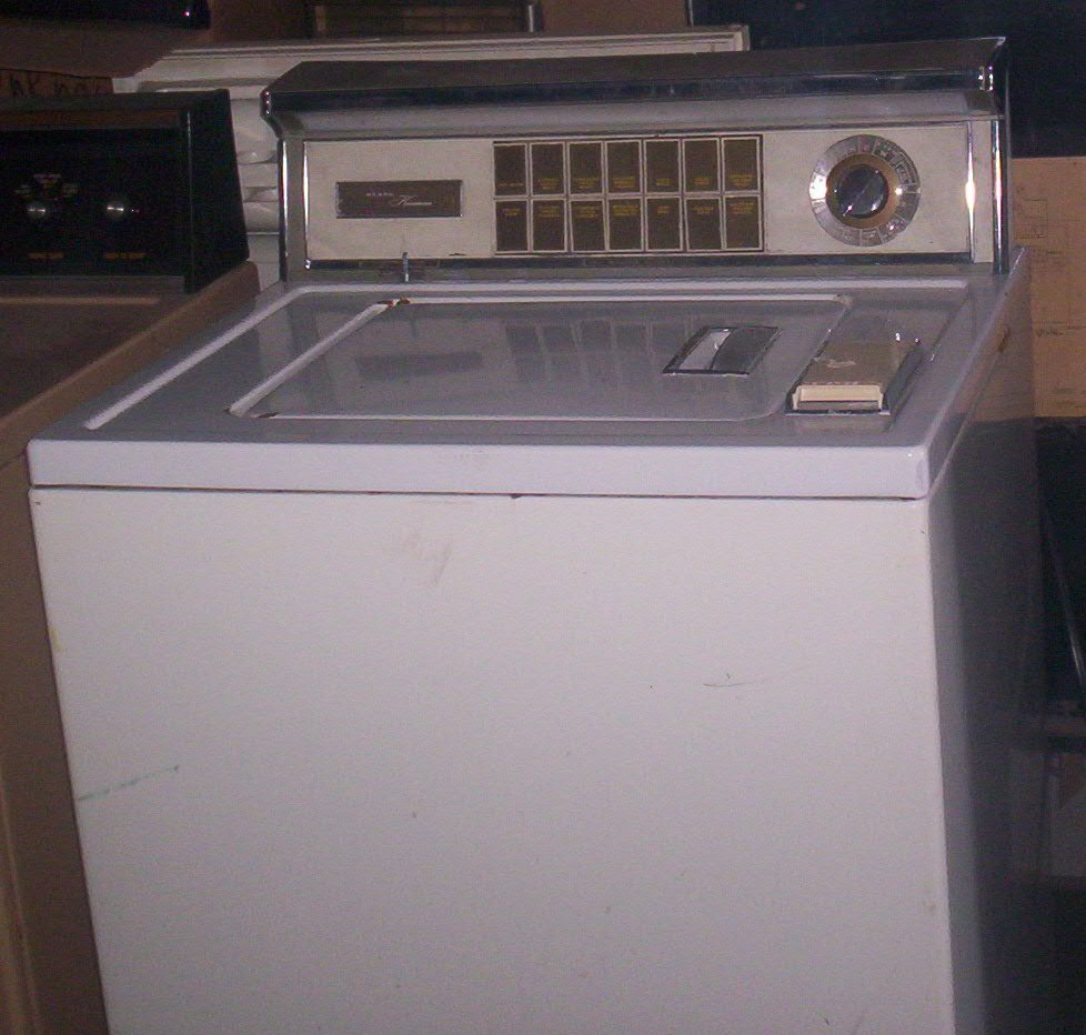 1970 Kenmore Washer
