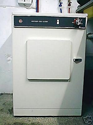 Hoover Matchbox Dryer I Got One And Its Unusual