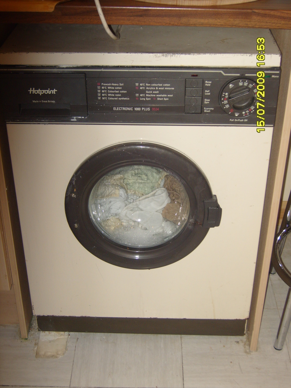 Hotpoint Washer Pics Videos And Info