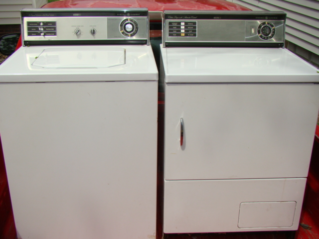 New Acquisition 1969 Ge Filterflo Washer Beginning The