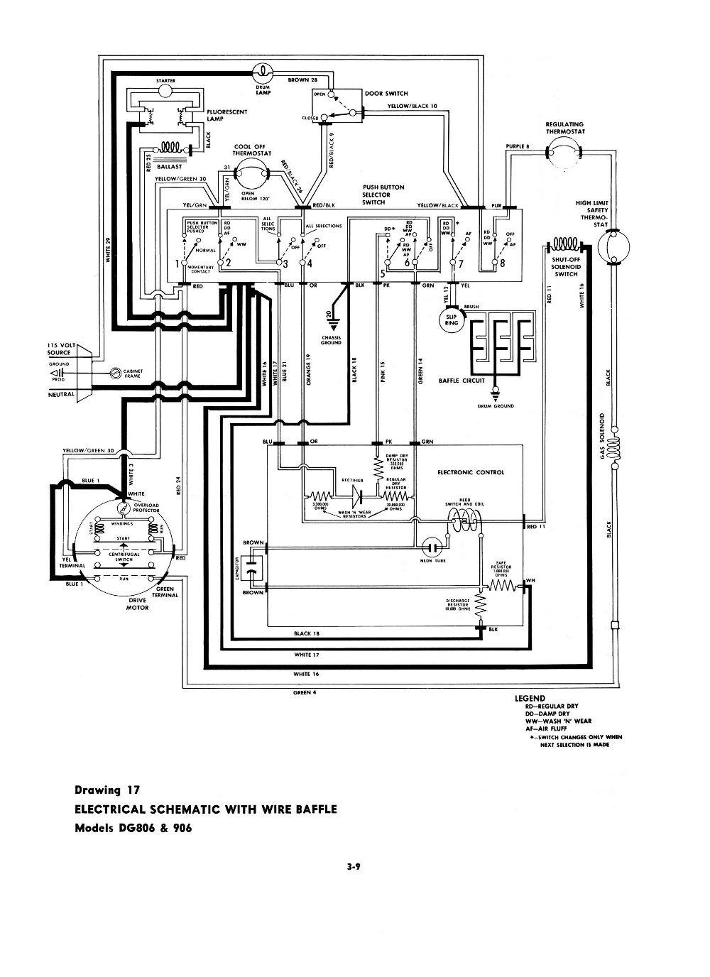maytag dg606 capacitor