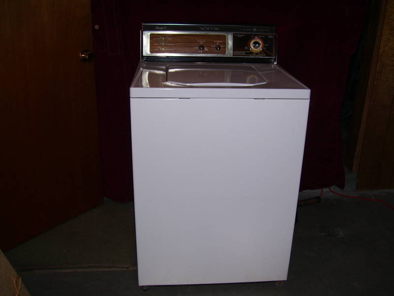 Old Ge Washer And Dryer For Sale What Models Are These