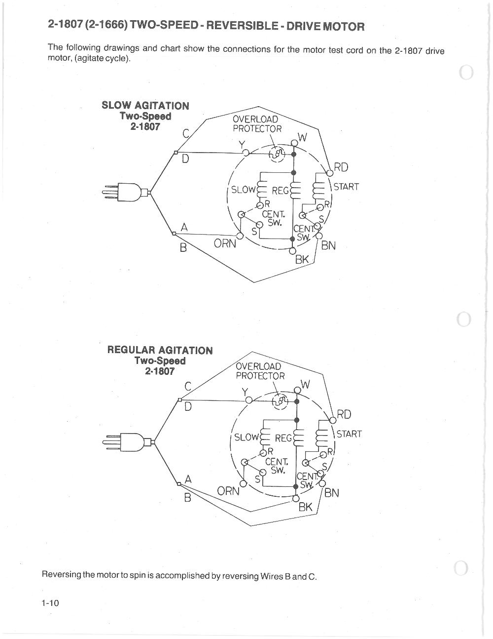 rescue motor wiring diagram testing a 70 s maytag a606 motor  testing a 70 s maytag a606 motor