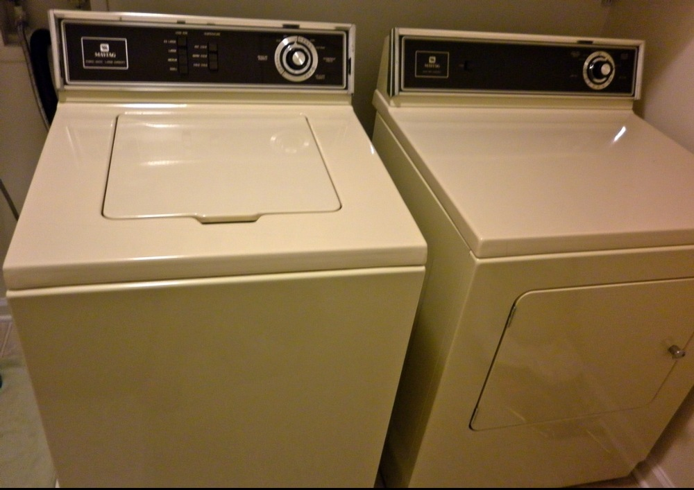 Maytag Washer and Dryer model number differences? on