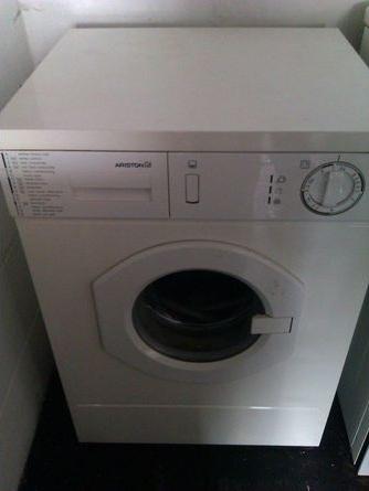 ariston washer dryer instructions