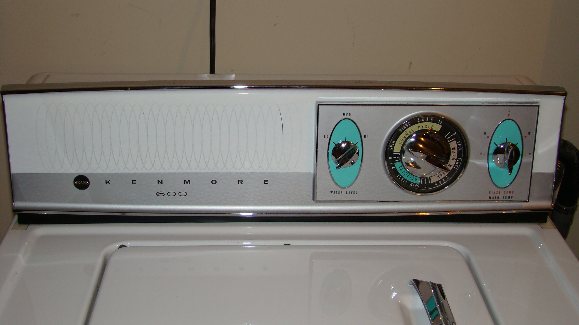 What is your dream vintage washer dryer set that you would love to